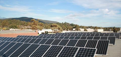 Pro Quip Solar Panel