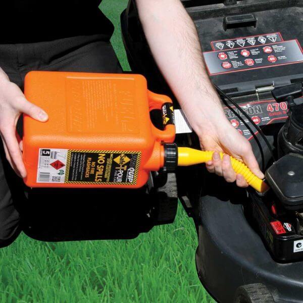 5L Safe-T-Pour Fuel Can