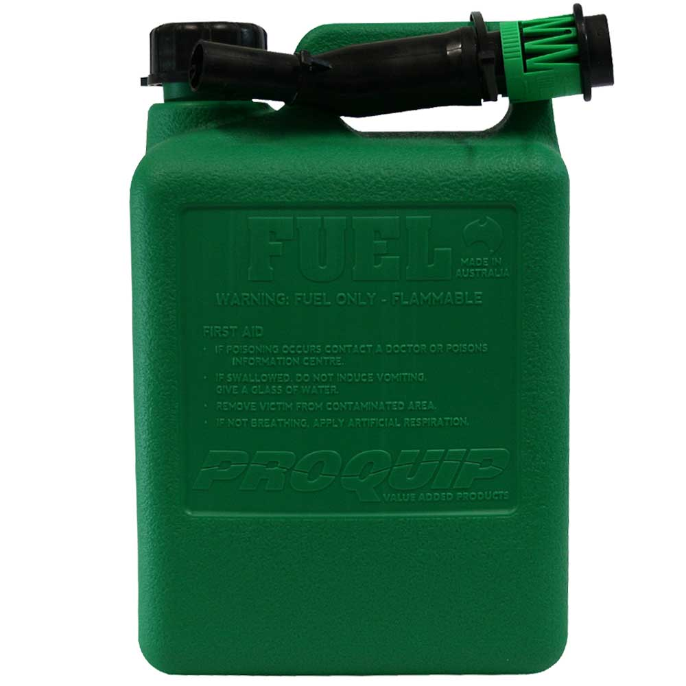 5L Ultimate Mower Can With Shut-Off Pourer Side