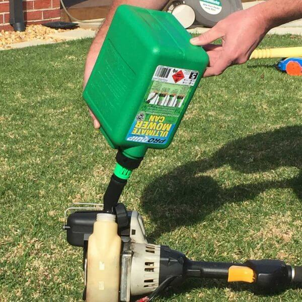 5L Ultimate Mower Can With Shut-Off Pourer