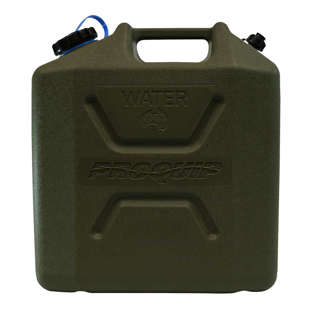 18L Wide Mouth Heavy Duty Water Jerry Can Side
