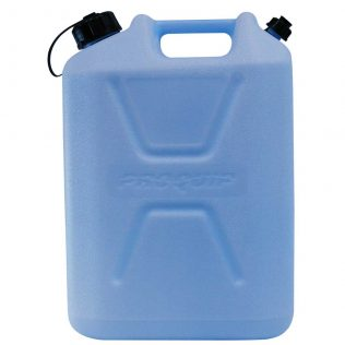10L Light Blue Plastic Water Jerry Can