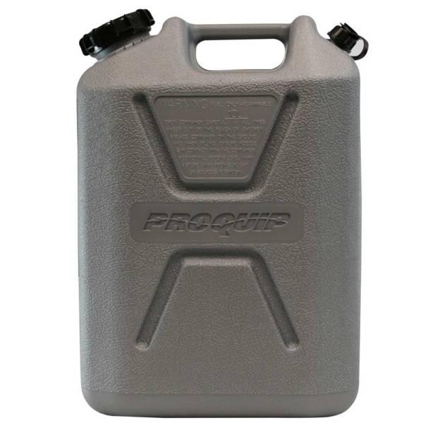 10L Platinum Series Plastic Unleaded Fuel Can Side