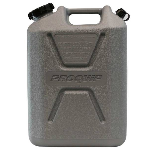10L Platinum Series Plastic Diesel Fuel Can Side