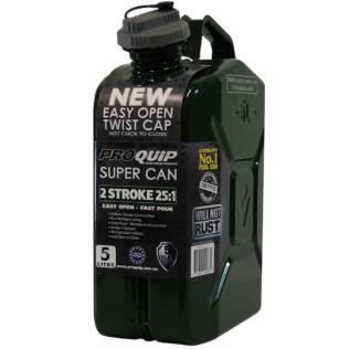5L 2 Stroke 25:1 Super Can with Twist Cap