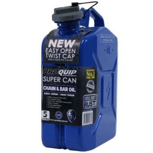 5L Chain & Bar Oil Super Can with Twist Cap