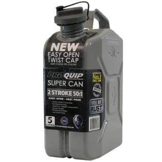 5L 2 Stroke 50:1 Super Can with Twist Cap