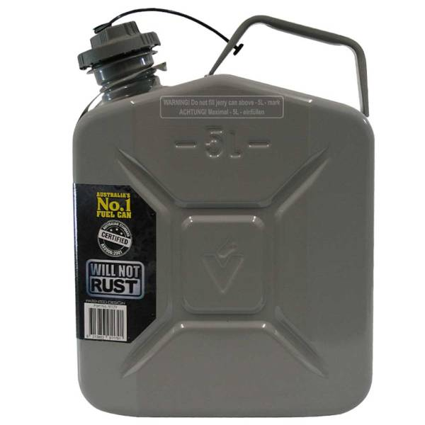 5L 2 Stroke 50:1 Super Can with Twist Cap side