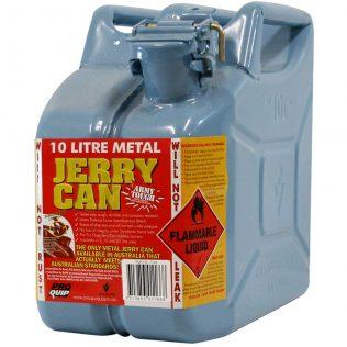 10L Kerosene AFAC Metal Jerry Can Front