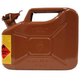 10L Bio Diesel AFAC Jerry Can Side