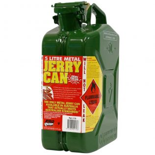 5L Drip Torch AFAC Metal Jerry Can Front