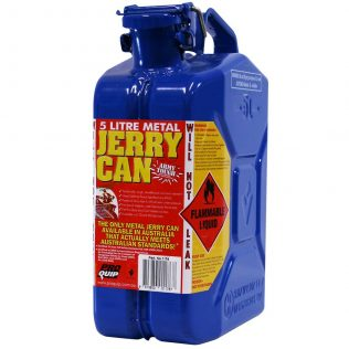 5L Chain & Bar Oil AFAC Metal Jerry Can Front