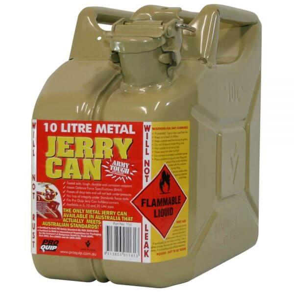 10L Diesel AFAC Metal Jerry Can