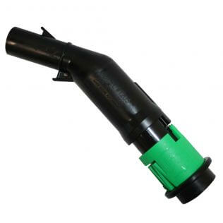 Shut-Off Pourer For Pro Quip Plastic Fuel Cans