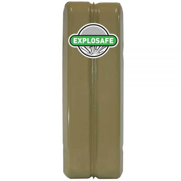 20L AFAC Olive Explosafe Back