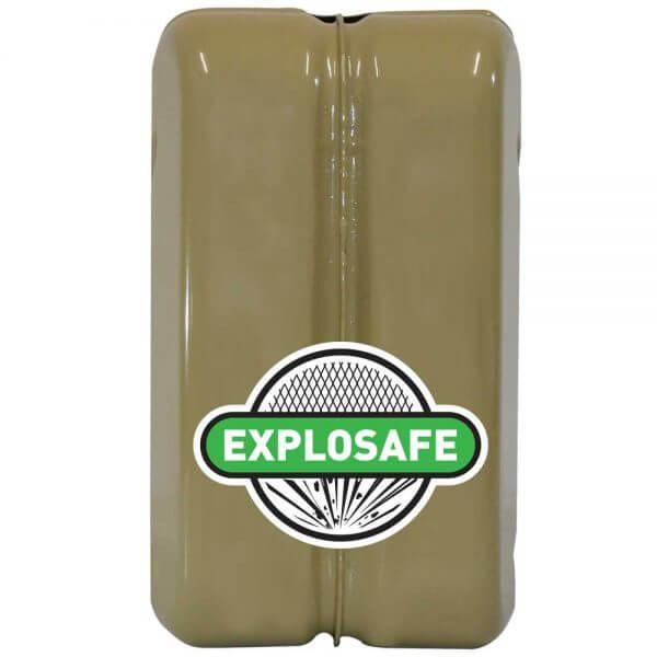 10L AFAC Olive Explosafe Back