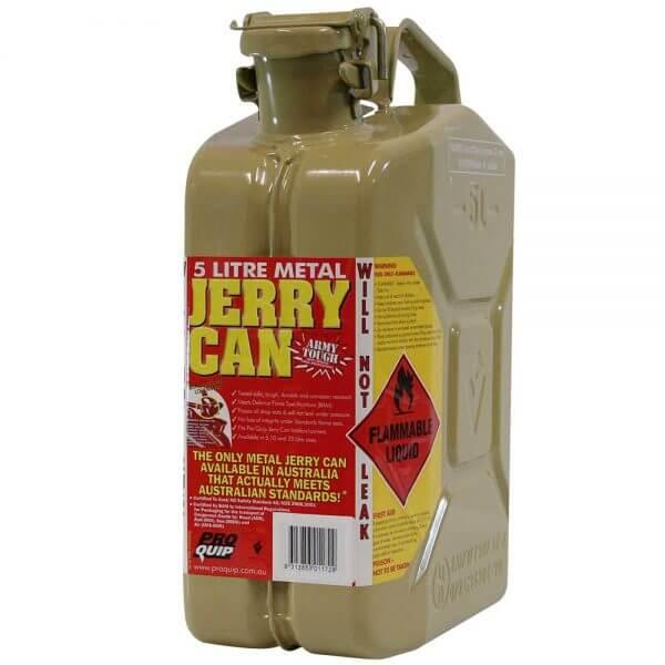 5L AFAC Olive Explosafe Front