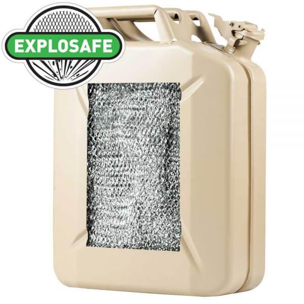 20L Green Explosafe Mesh