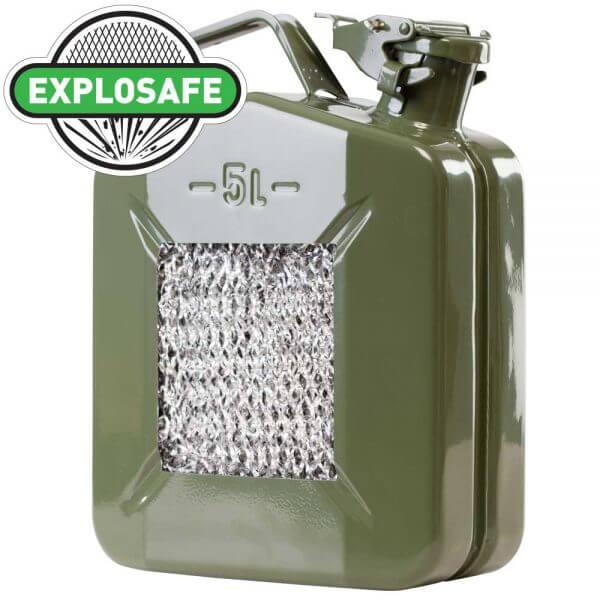 5L Green Explosafe Mesh