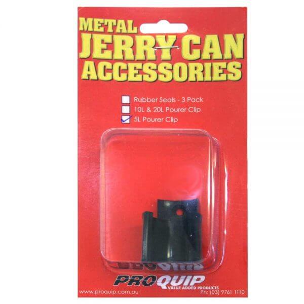 5L Metal Jerry Can Pourer Clip