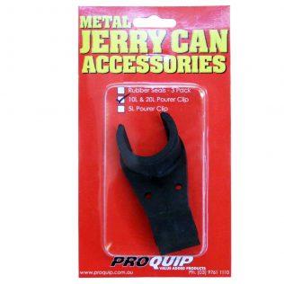 10L & 20L Metal Jerry Can Pourer Clip