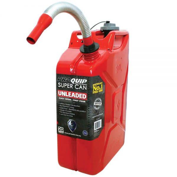Super Can Flexible Metal Pourer for Fuel