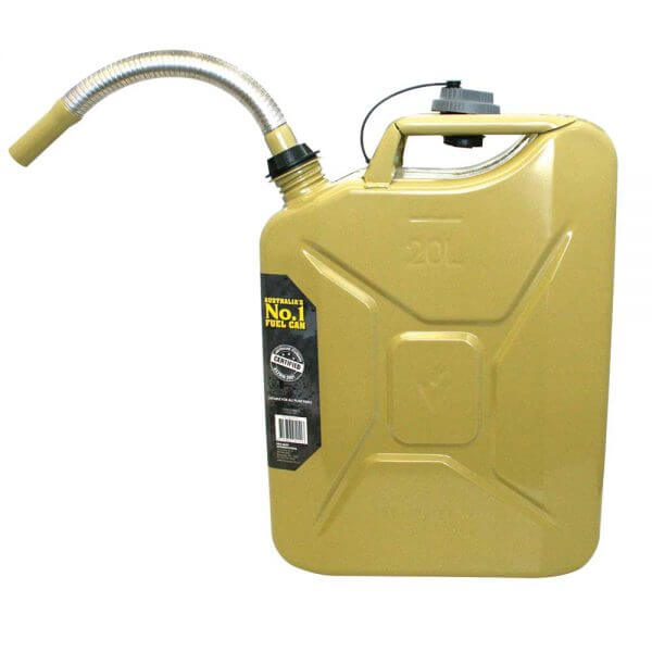 Super Can Flexible Metal Pourer For Diesel