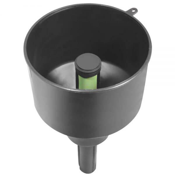 Mr Funnel Black Conductive Fuel Filter Funnel F3C