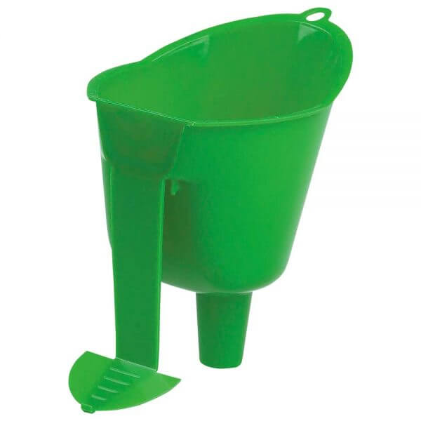 Hands Free Spring Locking Funnel - PATENTED