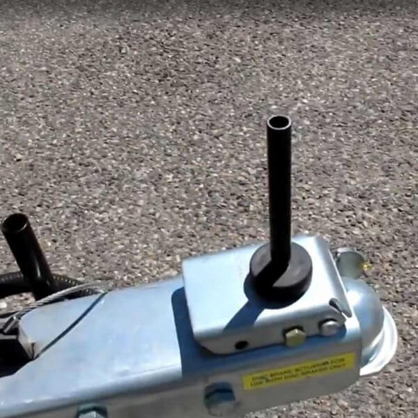 Safe Jack Never Miss Hitch Trailer System