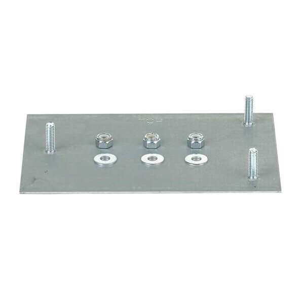 Weldable Mounting Plate 3 Screws_1