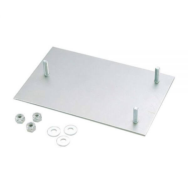 Weldable Mounting Plate 3 Screws_20107_2