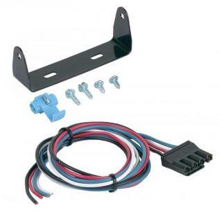 BRAKE-FORCE™ and IMPULSE™ Brake Control Second Vehicle Mounting Kit