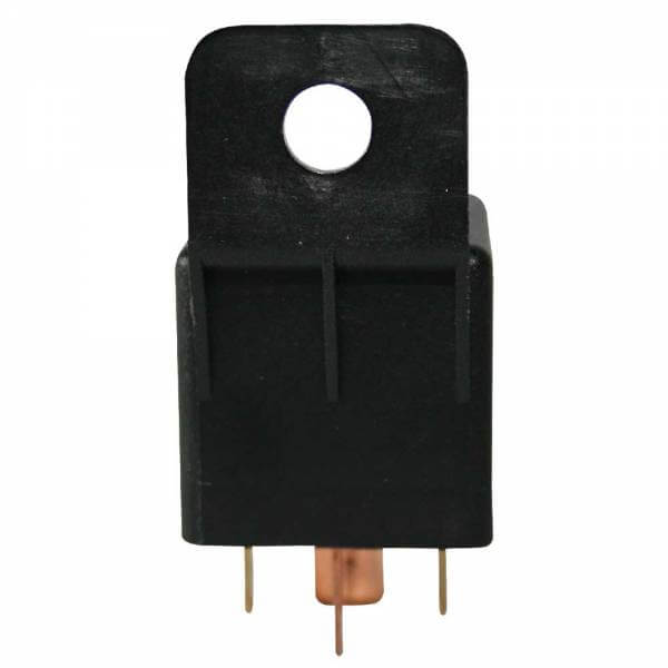 12V Mini Relay Normally Open Relay With Moulded Bracket
