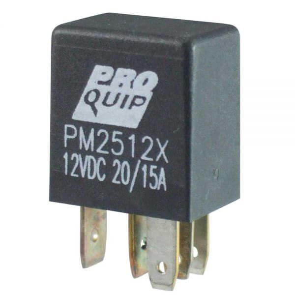 12V Micro Changeover Relay