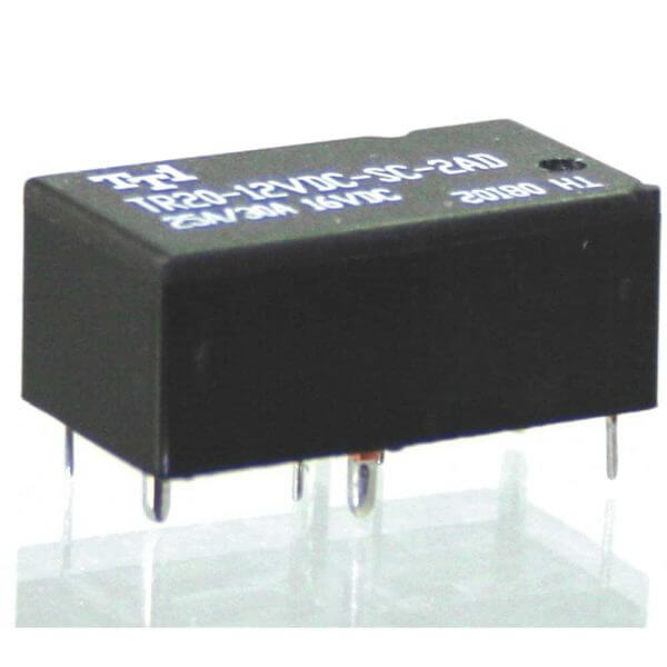 12V PCB Changeover Relay