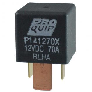 12V Mini High Capacity Normally Open Relay