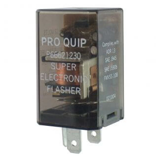 12V Flasher Universal 3 Pin Application Relay