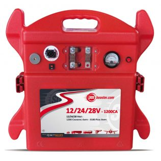 SOS Booster AVIATION Portable Unit 12/24/28V 1200CA