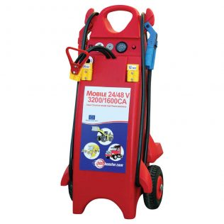 SOS Booster MOBILE 24/48V 3200/1600CA