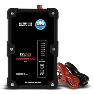 Schumacher 12V 450A Batteryless Jumpstarter