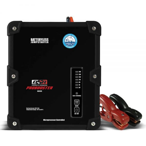 Schumacher 12V 800A Batteryless Jumpstarter