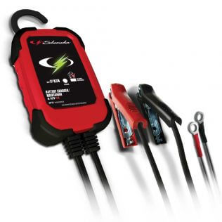 Schumacher 6V/12V-1A Battery Maintainer & Charger