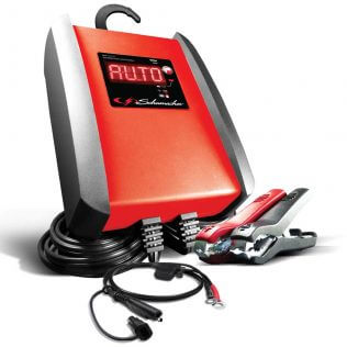 Schumacher 12V-10A Battery Charger
