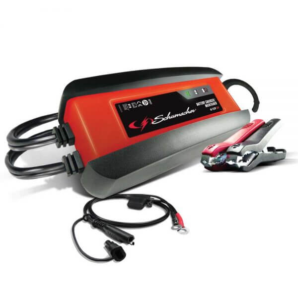 Schumacher 6V/12V 2A Battery Charger Maintainer