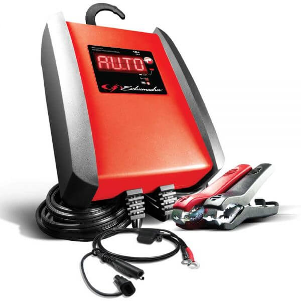 Schumacher 12V-6A Battery Charger
