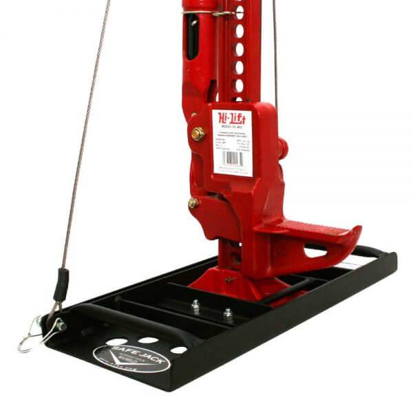 Safe Jack Universal Stabilising Base Plate