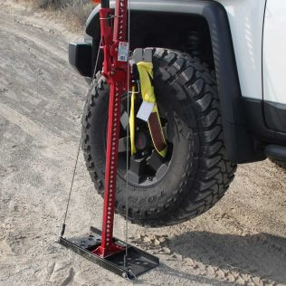 Safe Jack Secure Lifter Sling