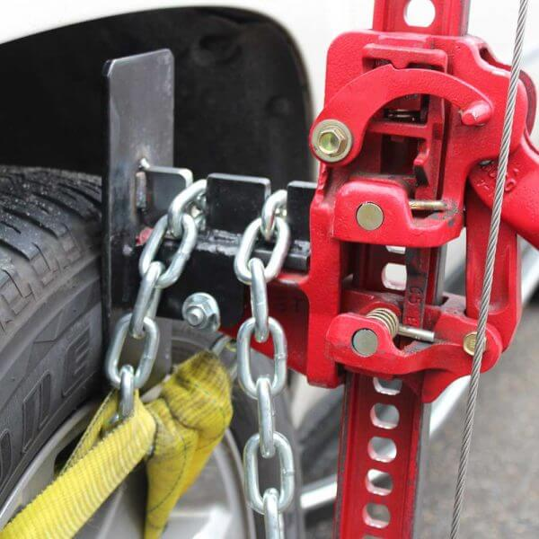 Safe Jack Secure Lifter Sling