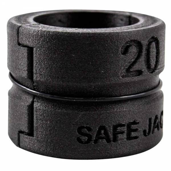 Safe Jack Bottle Jack Extension Screw Collar for 20 Ton Jacks